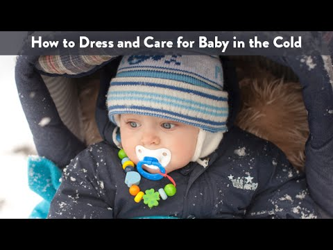 Winter Baby Tips: How to Dress and Care for Baby in the Cold | CloudMom