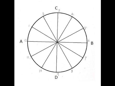 2.7-Dividing A Circle Into 12 Equal Parts