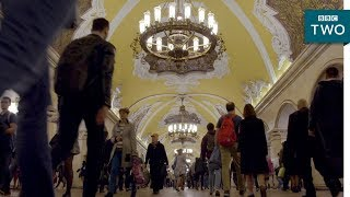 The Moscow Metro: World