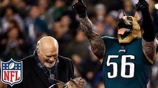 Best of the Eagles 2017 NFC Championship Celebration   NFL Highlights