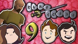 Old School RuneScape: New School RuneScape - PART 9 - Grumpcade (ft. SuperMega)