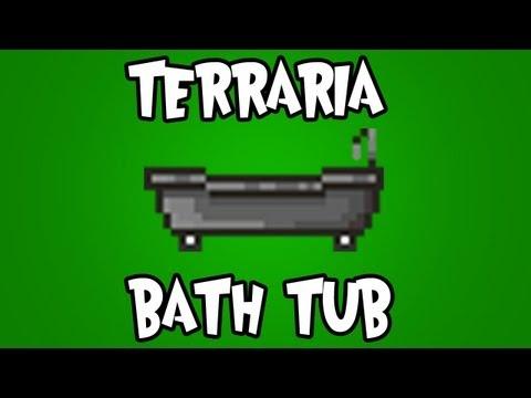Terraria - Bath Tub