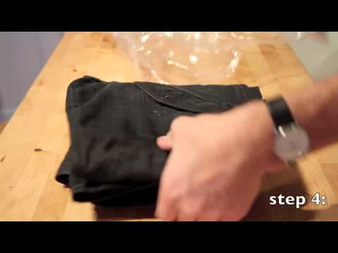 How To Freeze Your Jeans (with Maxwell Ryan)