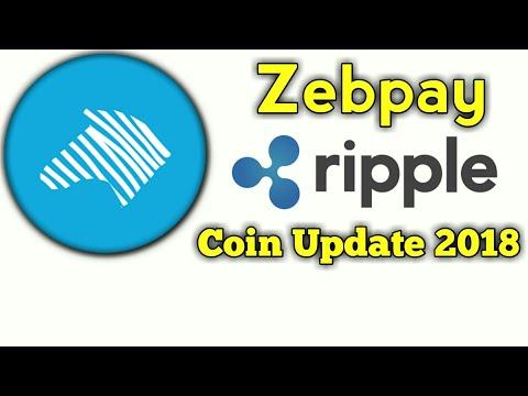 Zebpay Ripple Coin Update in Tamil | Trends Tamil