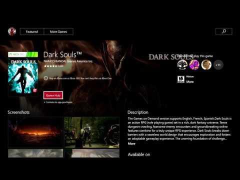 XBOX CONTEST!! Dark Souls Digital Code! (Ended)
