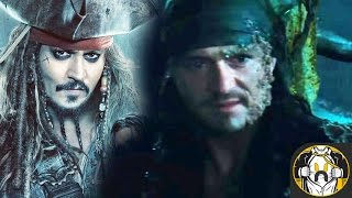 Where Is Will Turner In Dead Men Tell No Tales?