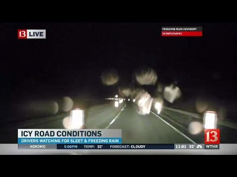Current road conditions