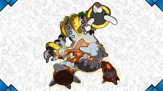 UK: Celebrate the Legendary Pokémon Heatran and Regigigas in March!