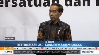 Jokowi: Kemajemukan Bisa Jadi Kunci Kemajuan Ekonomi Indonesia