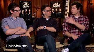 Andy Samberg & Lonely Island  On Their New Album, How They Started