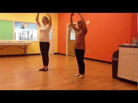 Mini Ballet Dance Routine