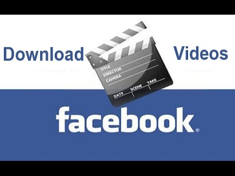 How To Download Videos From Facebook - Without Any Software | 2015