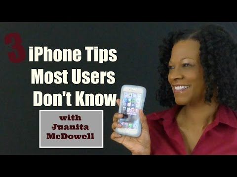 3 iPhone Tips Most Users Don't Know