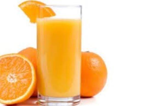 डेढ़ लीटर जूस बनायें 2 संतरे से Pulpy Orange Juice | Home made Original Pulpy Orange Juice recipe |