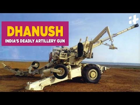 Indiatimes - Here's Dhanush: India's Deadly Indigenous Artillery Gun