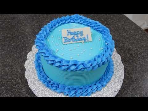 Easy Cake Decorating Tutorial