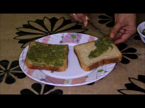 EASY CUCUMBER SANDWICH
