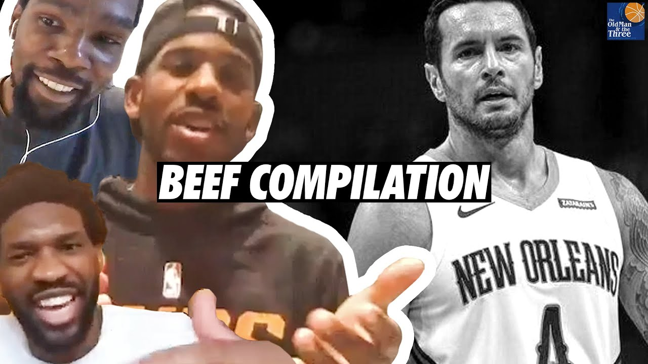 Kevin Durant, Carmelo Anthony, Chris Paul and More SOUND OFF on Their Prior Beefs with JJ Redick