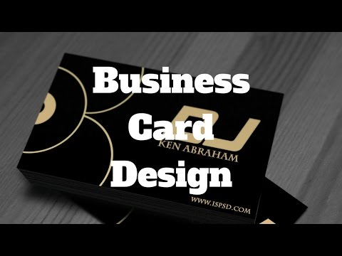 I Will Design 5 Professional 2 Sided Business Card|Cheap business cards|Custom business cards