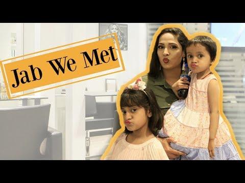Jab We Met ♥️ ♥️ ............. | Shruti Arjun Anand