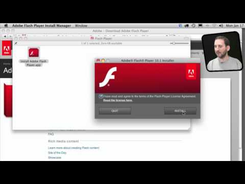 How To Install Flash On Your Mac (MacMost Now 504)