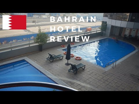 Inside the Royal Phoenicia Hotel   Bahrain hotel review