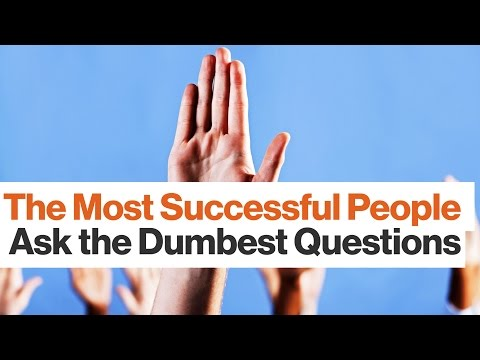 Tim Ferriss: Asking Dumb Questions Is a Smart Move