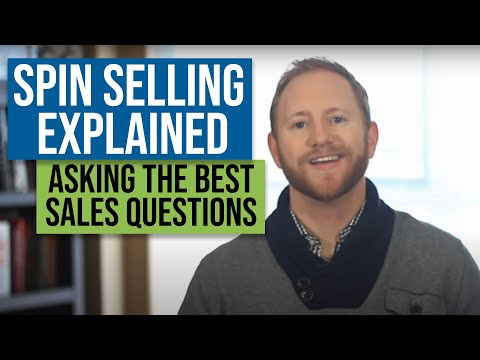 SPIN Selling Explained: Asking the BEST Sales Questions - Joe Girard