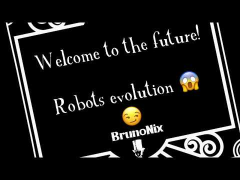 Robots Evolution From Developed Countries to Brazil...