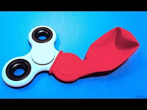 3 Awesome Fidget Spinners Life Hacks!