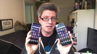 Samsung Galaxy S8 vs S8+ Comparison