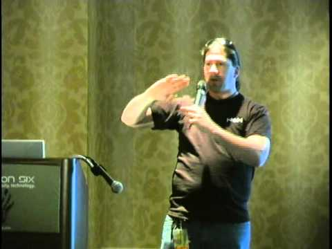 NOTACON 6: Building, Securing, and Living With Game Servers