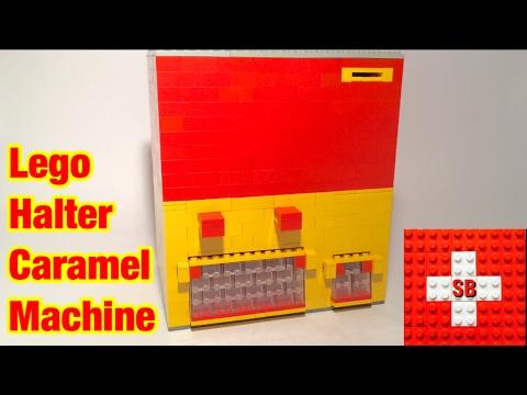 Lego Halter Caramel Machine