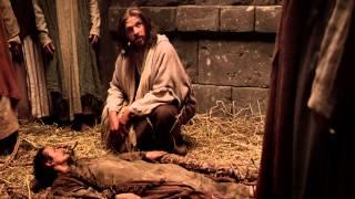 Jesus Perdoa Pecados e Cura um Homem Acometido de Paralisia