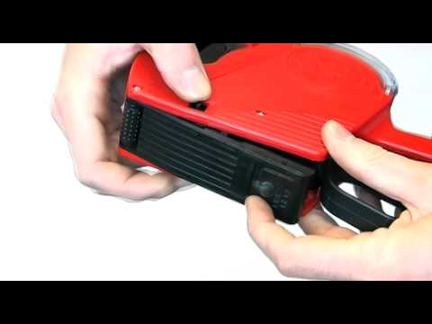 Loading Price Gun Labels into an MX5500-EOS Price Gun