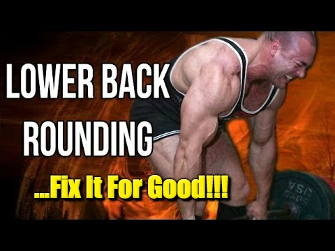 HOW TO: Fix Lower Back Rounding During Deadlifts