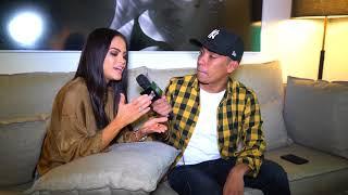 Entrevista exclusiva con Natti Natasha en los premios Latin Billboard 2018
