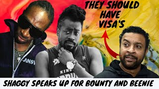 VISA FOR BOUNTY AND BEENIE NOW!! CELEBS CRY OUT FOR IT