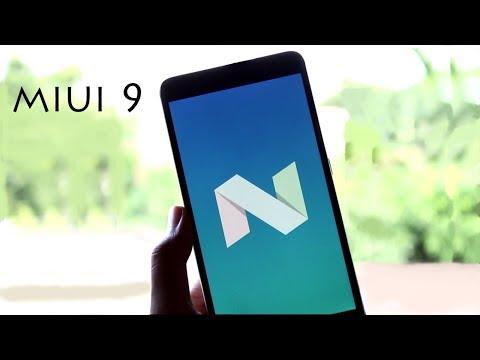 How to Install MIUI 9 on Redmi Note 3 Nougat Update MIUI 9 Nougat in Redmi Note 3