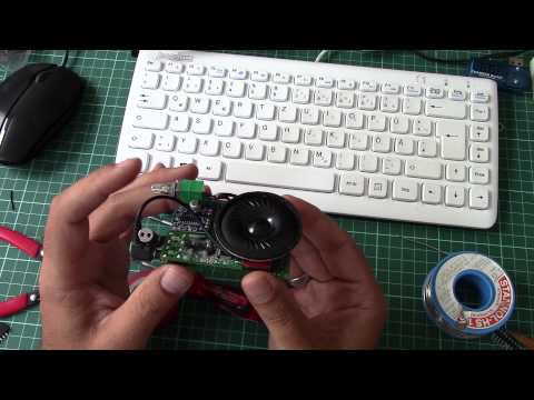 active sound board for the raspberry pi