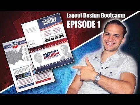 Direct Mail Postcard Design Tutorial In Adobe Illustrator
