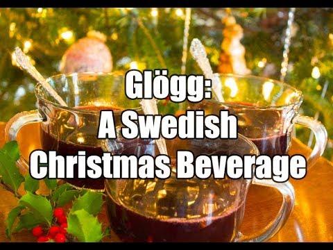 Glogg:   A Swedish Christmas Beverage Ep. 31