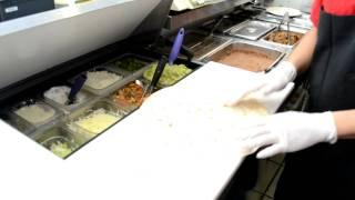 How To Fold A Burrito By Porkyland