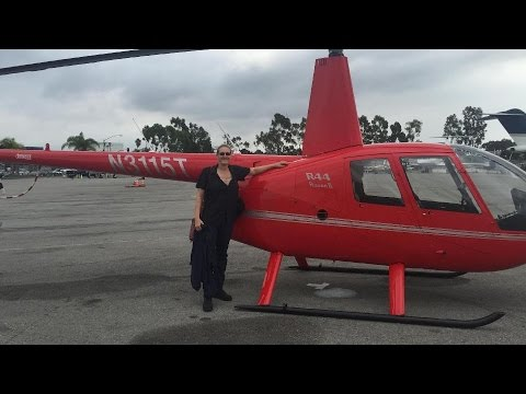 Martine Rothblatt on converting an electric helicopter - TMC Connect 2016