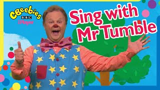 Sing-a-long with Mr Tumble 🎶   CBeebies