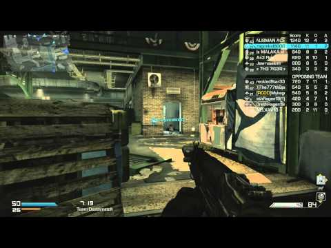Call of Duty Ghosts - TDM - Strikezone 4 (12/17/2013) - (75-45) -