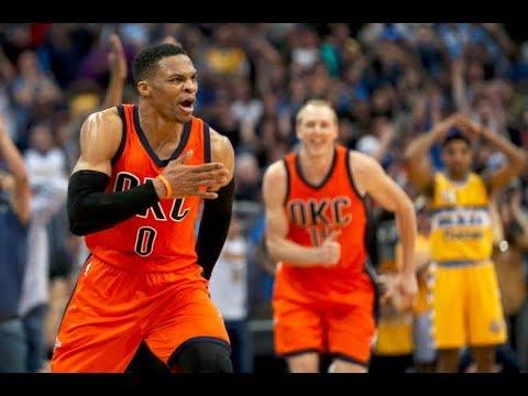Top 40 Long Distance Shots of the 2017 NBA Season