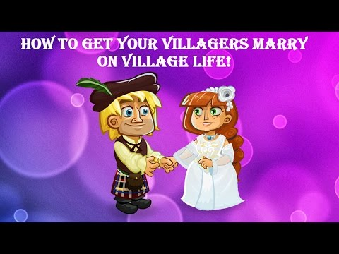 How to get your villager marry on village life? (part 5)