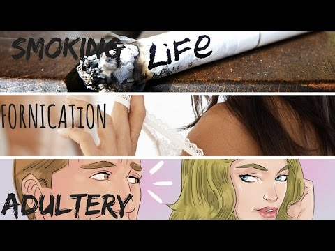 Natural and Spiritual Remedies to stop SMOKING URGES, Stop FORNICATING and Commiting ADULTERY.