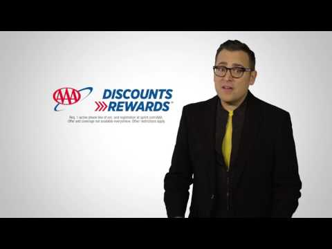 #AAADiscounts and Sprint: the Perfect Companions